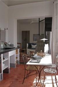 Marston House Provence 2 bdrm - kitchen