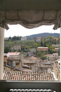 Marston House Provence 2 bdrm - view