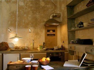 Marston House Provence 1 bdrm - kitchen
