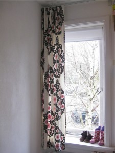 house of hinke, curtains