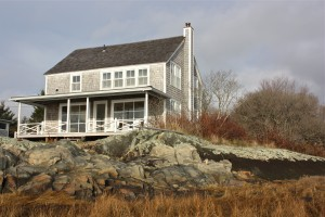 Harbor Cottage exterior