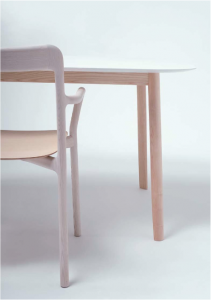Branca Chair and Table