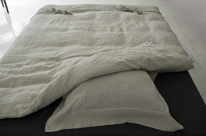 linen bedding at riija