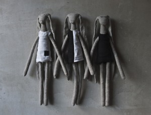 dolls by Marlen Karema