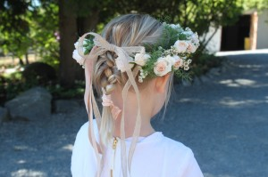 solvi wedding hair