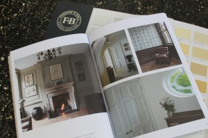 Farrow and Ball catalog