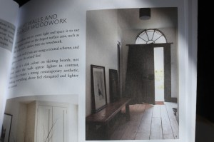 Farrow and Ball catalog- hall