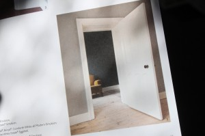 Farrow and Ball catalog - more gray