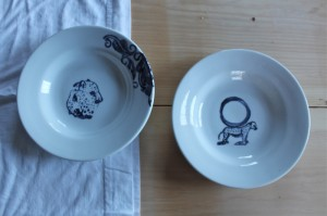 jaguar plates by estudio manus