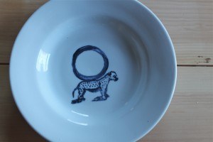 jaguar bowl by estudio manus