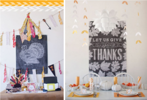caravan shoppe thanksgiving