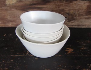Haand pottery bowls