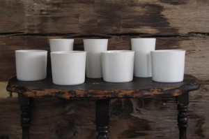 haand pottery cups