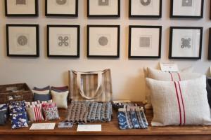 textiles by Jill Bent