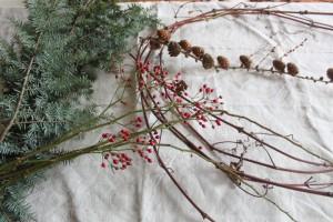 wreath bows