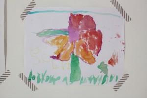 flower by Solvi