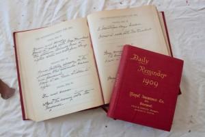 1909 journal