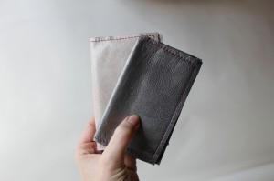 wallets, sophie truong studio: designskool