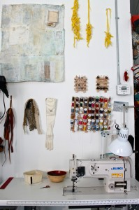 sewing station, sophie truong studio: designskool