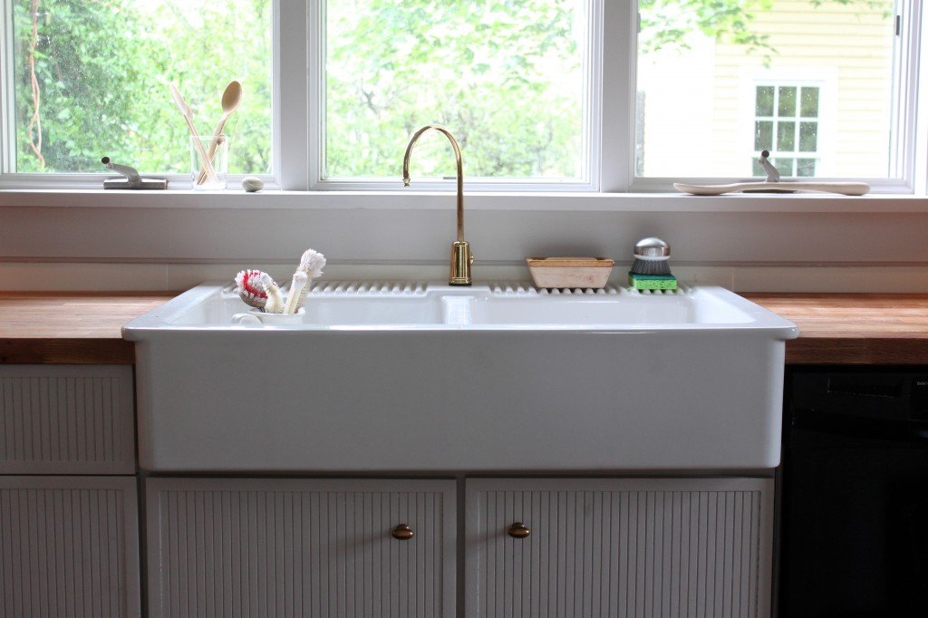 Superb Porcelin Kitchen Sinks #5: Porcelain Kitchen Sink