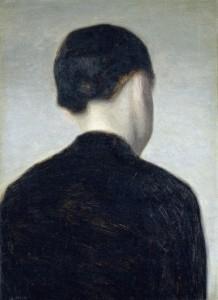 Vilhelm Hammershøi, Anna