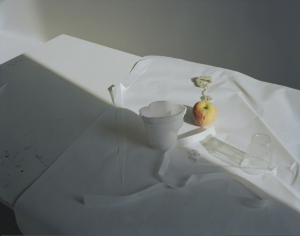 laura lentinsky, after all peach and cup