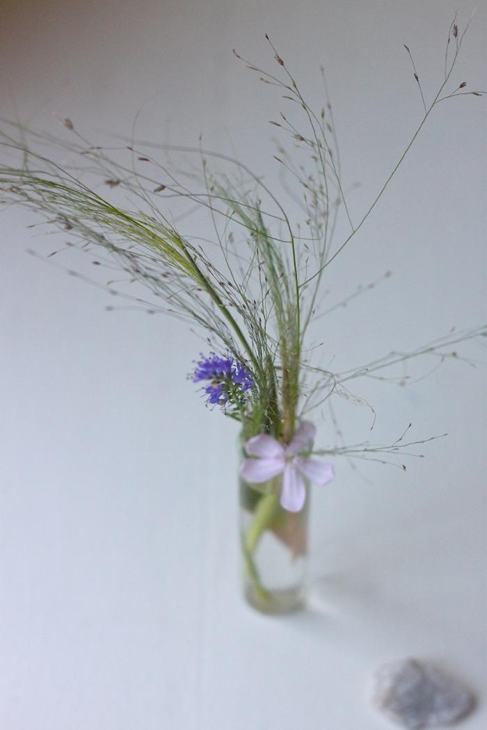Solvi's grass posie 2