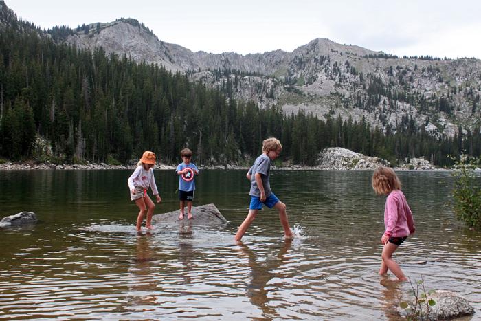 cousins Twin Lake Utah