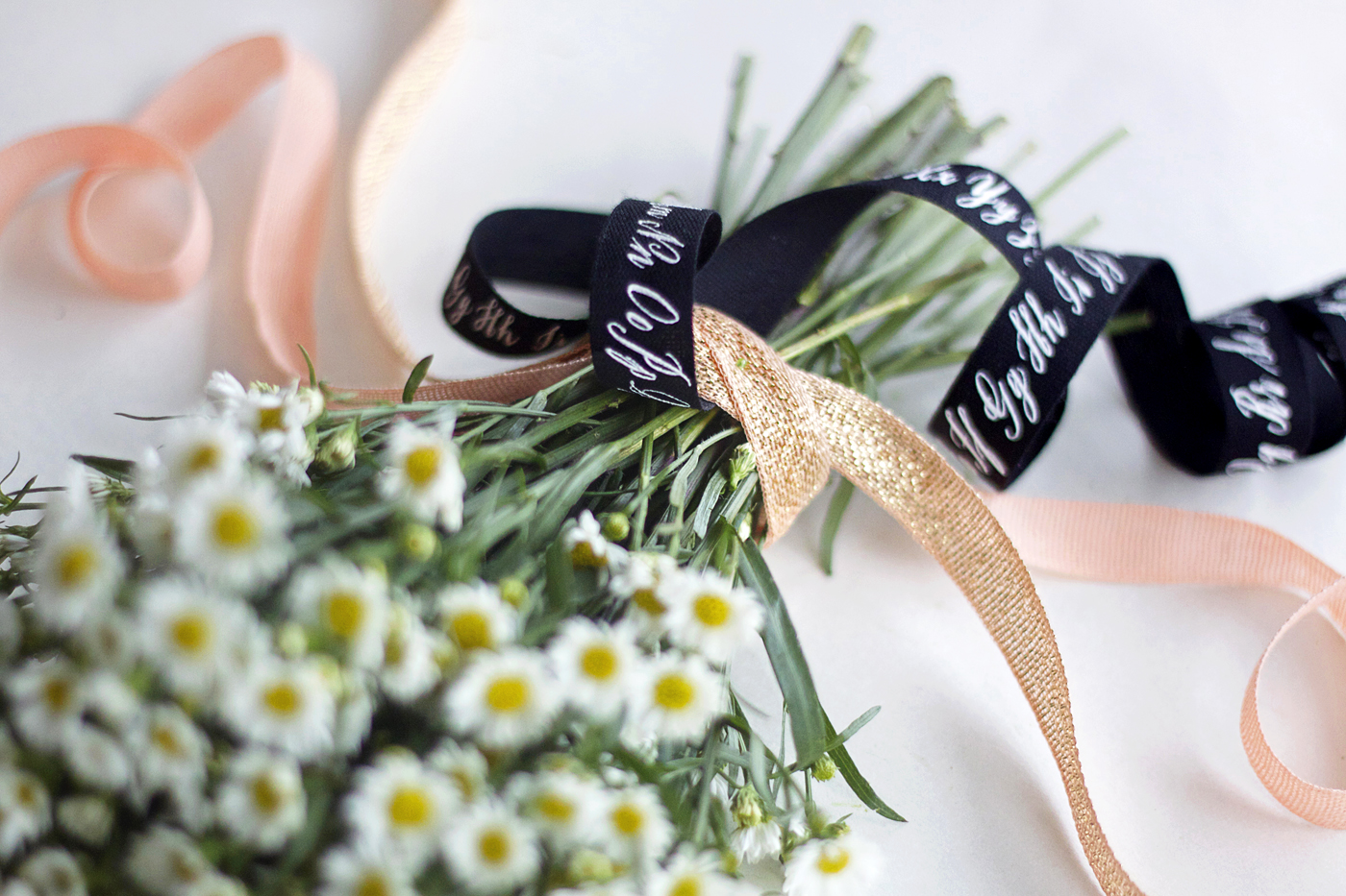 Simple Posy with Studio Carta Ribbon, tying ribbons, by Justine Hand_edited-2